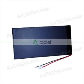 "Replacement Battery for RCA RCT6203W46 Quad Core 10.1"" Inch Tablet PC"