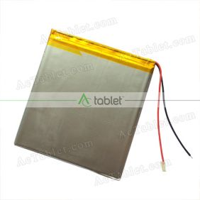 Replacement 4000mah Battery for 8/9/10/10.1 Inch Android Tablet PC 3.7V
