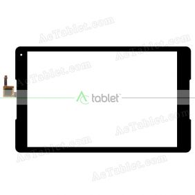 JDC.T5234 FPC-C Digitizer Glass Touch Screen Replacement for 8 Inch MID Tablet PC