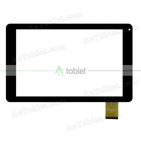 FPC-CY101S142-00 Digitizer Glass Touch Screen Replacement for 10.1 Inch MID Tablet PC
