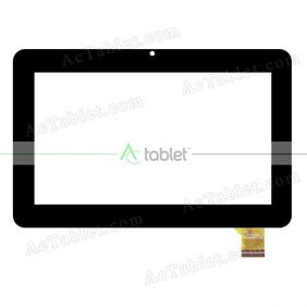 FPC-FC70J930-00 Digitizer Glass Touch Screen Replacement for 7 Inch MID Tablet PC