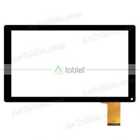 Touch Screen Replacement for Carrefour CT1005 Quad Core 10.1 Inch Tablet PC