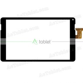 Digitizer Touch Screen Replacement for Woxter N-200 Quad Core Cortex A53 10.1 Inch Tablet PC