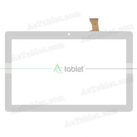 MGLCTP-101457 Digitizer Glass Touch Screen Replacement for 10.1 Inch MID Tablet PC