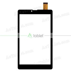 DH-0821A1-PG-FPC Digitizer Glass Touch Screen Replacement for 8 Inch MID Tablet PC