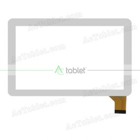 CX17-074 Digitizer Glass Touch Screen Replacement for 7 Inch MID Tablet PC