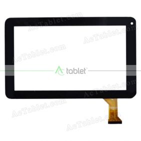 SF090 Digitizer Glass Touch Screen Replacement for 9 Inch MID Tablet PC