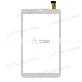 DH-0920A5-PG-FPC203 9/'/' Touch Screen Digitizer Tablet New Repair Replacement