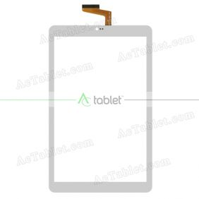 MJK-1030-FPC Digitizer Glass Touch Screen Replacement for 10.1 Inch MID Tablet PC