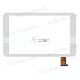 Touch Screen Replacement for Neocore E Series E1-R1 Quad Core 10.1 Inch Tablet PC