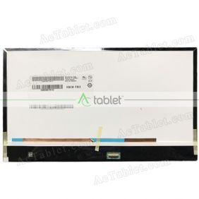 Replacement B116XAN03.1 LCD Display Screen for 11.6 Inch Tablet PC