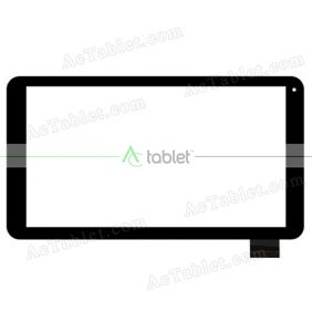Digitizer Touch Screen Replacement for Alps M10 Mediatek MT8127 Quad Core 10.1 Inch Tablet PC