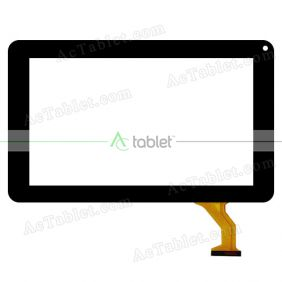 Replacement Touch Screen for KingPad K90 9 Inch Quad Core Tablet PC