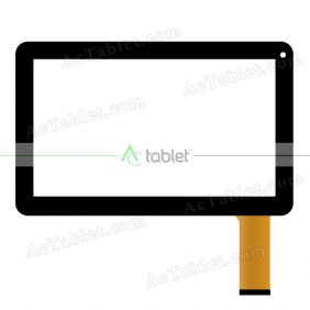 Touch Screen Replacement for Laser MID-1040 eTouch 10.1 Inch Tablet PC