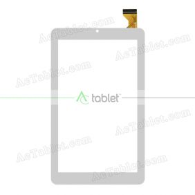 Digitizer Touch Screen Replacement for Alldocube Cube C1 U701 RK3126 Quad Core 7 Inch Tablet PC