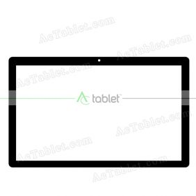 Digitizer Touch Screen Replacement for ALLDOCUBE Knote Model:I1001 11.6 Inch Windows Tablet PC
