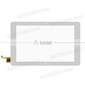 Digitizer Touch Screen Replacement for ALLDOCUBE iwork10 Pro Model:I1002 Windows Tablet PC