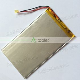 4150mAh EU2984145P Battery Replacement for 7.85 Inch Windows Android Tablet PC