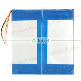Replacement 9000mAh Battery for Teclast Tbook10 X5-Z8300 Quad Core 10.1 Inch Windows Tablet PC