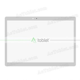 Touch Screen Replacement for Teclast T10 ID:E3C5 MT8176 Hexa Core 10.1 Inch Tablet PC