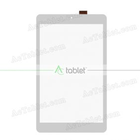Digitizer Touch Screen Replacement for Teclast P80 Pro MT8163 Octa Core 8 Inch Tablet PC
