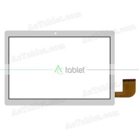 Touch Screen Replacement for Teclast A10S MT8163 Quad Core 10.1 Inch Tablet PC