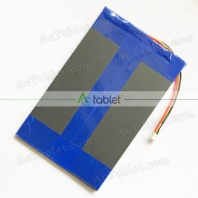 Replacement 8000mAh Battery for Onda oBook10 Pro X7-Z8700 Quad Core 10.1 Inch Tablet PC