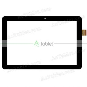 Digitizer Touch Screen Replacement for Onda V18 Pro AllWinner A63 Quad Core 10.1 Inch Tablet PC