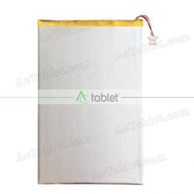 Replacement 4000mAh Battery for RCA Galileo Pro RCT6513W87DK MT8127 Quad Core 11.6 Inch Tablet PC