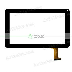 Replacement Touch Screen for Bright Tab V90 9 Inch Allwinner A33 Quad Core Tablet PC