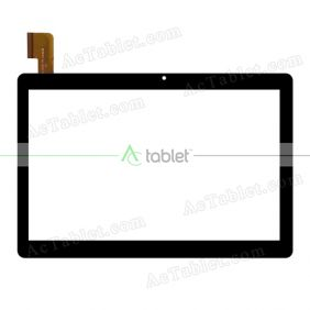 Digitizer Glass Touch Screen Replacement for ALLDOCUBE M5 S MT6797 Deca Core 10.1 Inch Tablet PC