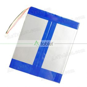 Replacement 8000mAh Battery for Onda V919 3G Air Model OI102 Z3736F Quad Core Tablet PC