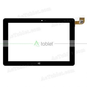 FPC-FC90J136-00 Digitizer Glass Touch Screen Replacement for 9 Inch MID Tablet PC