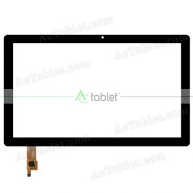 Digitizer Touch Screen Replacement for ALLDOCUBE Knote 5 Intel N4000 Dual Core 11.6 Inch Tablet PC