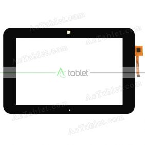 Digitizer Glass Touch Screen Replacement for Unbranded UB-15MS10 Atom Windows 10.1 Inch Tablet PC
