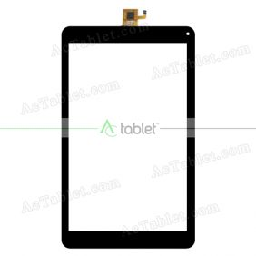 FPC-FC101J226-00 Digitizer Glass Touch Screen Replacement for 10.1 Inch MID Tablet PC