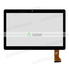 Digitizer Glass Touch Screen Replacement for ALLDOCUBE C5 MT6737 Quad Core 9.6 Inch Tablet PC