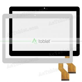 GT10JTY131 V4.0 Digitizer Glass Touch Screen Replacement for 10.1 Inch MID Tablet PC