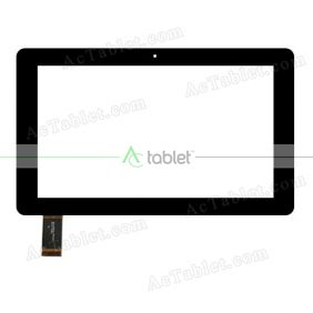Digitizer Touch Screen Replacement for Fusion5 108 10.6 Inch Octa Core Tablet PC