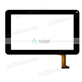 Replacement Touch Screen for Kocaso MX9200 Quad Core 9 Inch Tablet PC
