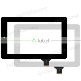MA705D5 2014.3.05 Digitizer Glass Touch Screen Replacement for 7 Inch MID Tablet PC