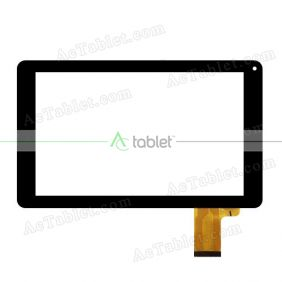 Touch Screen Replacement for Astro Queo A912 Dual Core Allwinner A23 9 Inch MID Tablet PC
