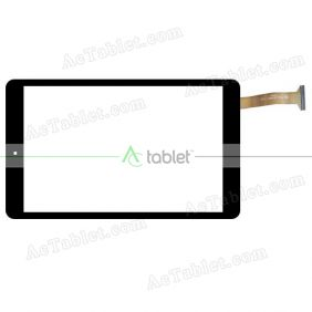 Replacement FPCA-89A07-V01 BLX Digitizer Touch Screen for 8.9 Inch Android Tablet PC