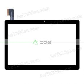 Touch Screen Replacement for Teclast M20 4G Helio X20 MT6797 Deca Core 10.1 Inch Tablet PC