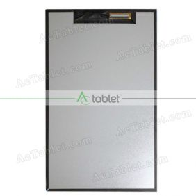 Replacement K101-B2M401-FPC-B LCD Screen for 10.1 Inch Tablet PC