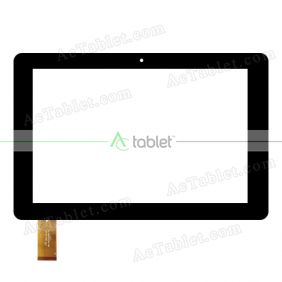 kingvina-PG1060-A Digitizer Glass Touch Screen Replacement for 10.1 Inch MID Tablet PC