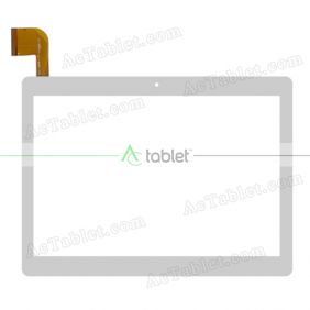 Digitizer Touch Screen Replacement for ALLDOCUBE M5X MT6797X Deca Core 10.1 Inch Tablet PC