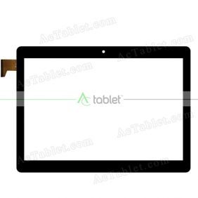 Digitizer Glass Touch Screen Replacement for ALLDOCUBE M5XS MT6797X Deca Core 10.1 Inch Tablet PC
