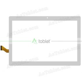 Digitizer Glass Touch Screen Replacement for Teclast M30 MT6797X Deca Core 10.1 Inch Tablet PC