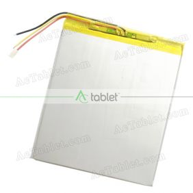 Replacement 5000mAh Battery for Teclast 98 Octa Core ID:M1E8 MT6753 10.1 Inch Tablet PC